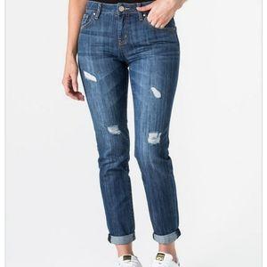 RSQ Chelsea Boyfriend Medium Wash Denim Jeans